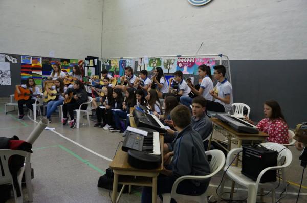 Departamento música
