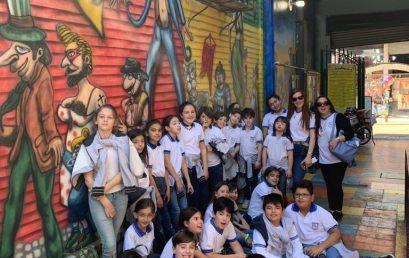 LA BOCA Y MUSEO QUINQUELA MARTÍN EN INGLÉS